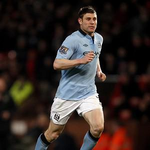 James Milner was forced off with a hamstring injury against Tottenham