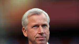 Newcastle United manager Alan Pardew wants his side to be more clinical in front of goal