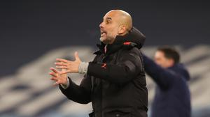 Manchester City manager Pep Guardiola has highlighted the importance of domestic league and cup competitions amid renewed reports of a breakaway European Super League (Clive Brunskill/PA)