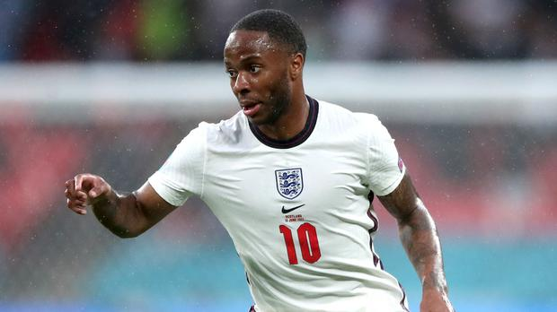Raheem Sterling says England will need to be at the top of their game (Nick Potts/PA)