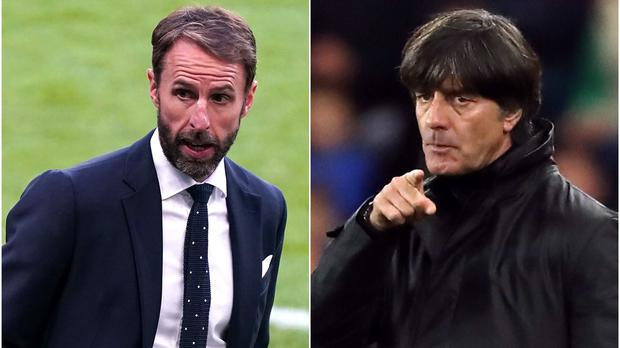 England face Germany in the last-16 of Euro 2020 at Wembley on Tuesday (Mike Egerton/Niall Carson/PA)