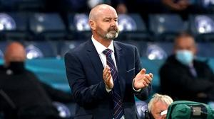 Overall improvement required says Scotland boss Steve Clarke (Andrew Milligan/PA)