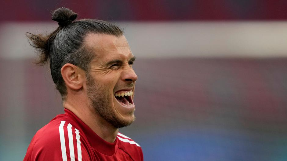 Wales forward Gareth Bale insists they are comfortable with their underdogs tag (Peter Dejong/AP)