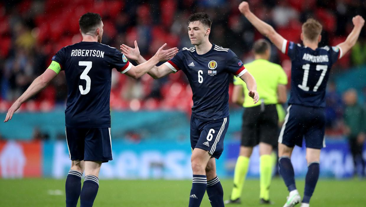 Talking points as Scotland stand on verge of history
