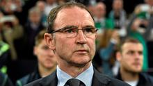 MArtin O'Neill has dismissed criticism of his team's performance against Germany by the RTÉ soccer panel