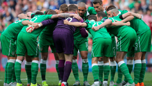 Ireland will be in Pot Four for the World Cup qualifiers