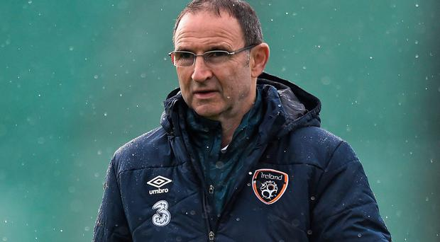 Republic of Ireland manager Martin O'Neill has welcomed the behind-closed-doors training match with Northern Ireland in June.