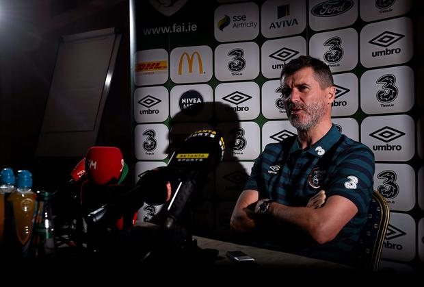 Roy Keane wants to concentrate on his role with Ireland