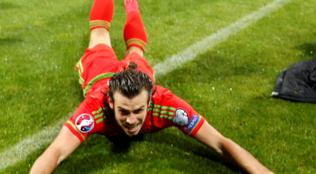 Gareth Bale celebrates qualification for France after 'The best defeat of my life'