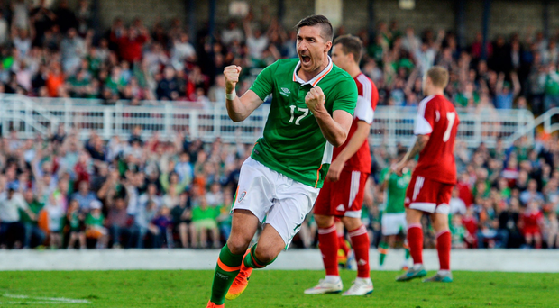 Stephen Ward Photo by Brendan Moran/Sportsfile