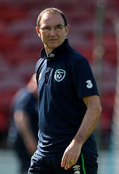 'O'Neill has stressed that he still has ambitions in the Premier League.' Photo: Sportsfile