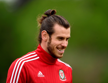The presence of Gareth Bale gives hope that Wales can emulate the team of John Charles and Cliff Jones and reach the last eight Photo: PA