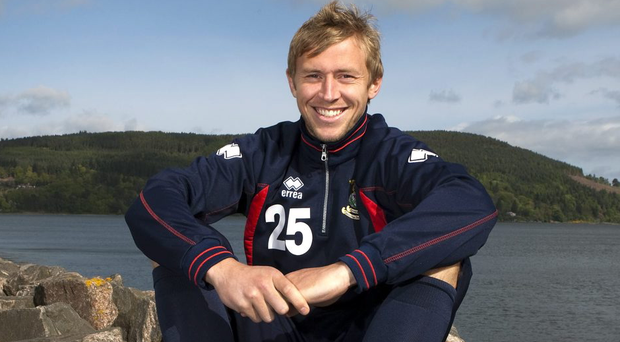 Inverness manager Richie Foran: