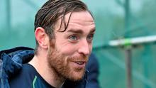 Ireland's Richard Keogh