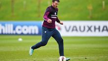 Michael Carrick is out of the England squad due to a groin injury
