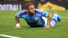 Manchester City right-back Kyle Walker is missing football (Peter Byrne/PA)