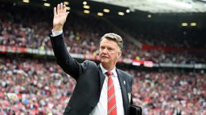 Louis van Gaal has taken Manchester United to the top of the table