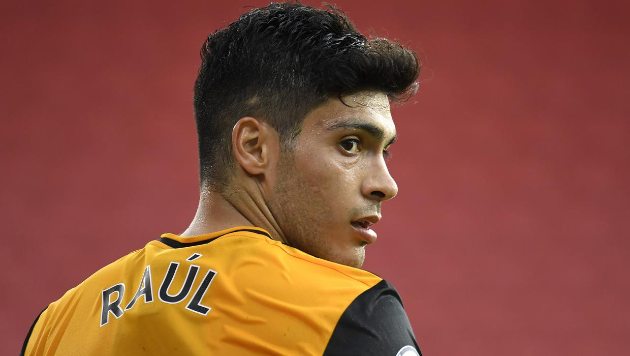 Wolves boss Nuno Espirito Santo 'positive' Raul Jimenez could return this season