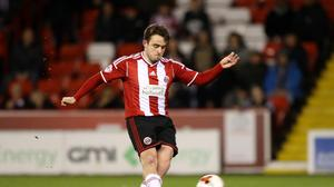 Jose Baxter is currently serving a 12-month suspension