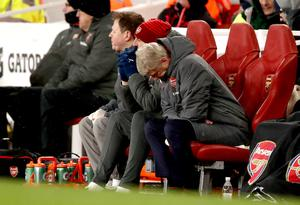 Arsenal manager Arsene Wenger is facing calls to leave