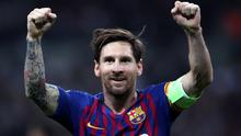 Lionel Messi has been linked with Manchester City (Nick Potts/PA)
