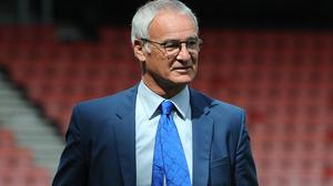 Arsenal are next up for Claudio Ranieri's Leicester
