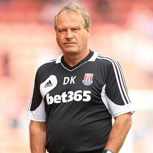 Dave Kemp admits Stoke can get back to normality now after back-to-back wins