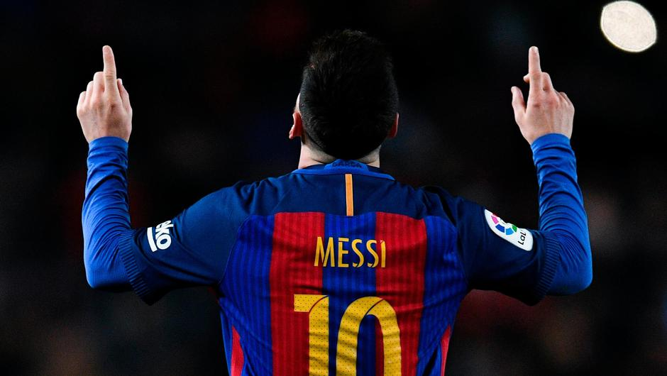 Lionel Messi's time is up at Barcelona