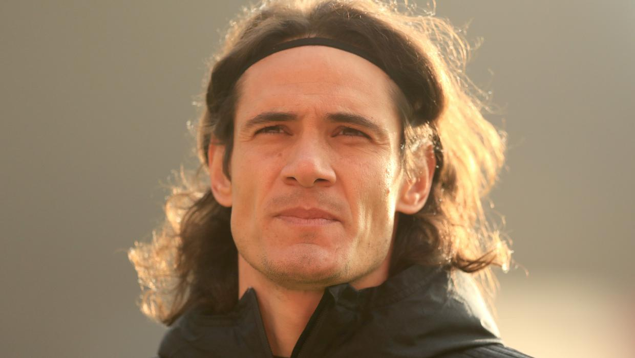 Edinson Cavani could face disciplinary charge for using racial term on Instagram