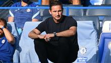 Frank Lampard, pictured, has refused to rule out further new arrivals at Chelsea (Michael Regan/PA)