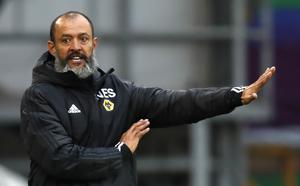"""Wolves manager Nuno Espirito Santo says the absence of supporters had """"affected everything"""" (Clive Brunskill/PA)"""
