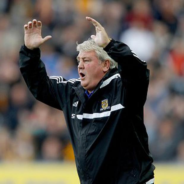 Steve Bruce is not getting carried away despite Hull's fine start to the season