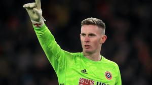 Dean Henderson has impressed while on loan at Sheffield United (Mike Egerton/PA)