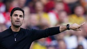 Mikel Arteta felt his summer signings needed to improve Arsenal in the dressing room as well as the pitch (Tess Derry/PA)