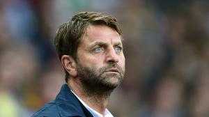 Tim Sherwood, pictured, has defended his Liverpool counterpart Brendan Rodgers