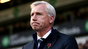 Newcastle manager Alan Pardew has told his players they should fear no-one as they prepare for a tough December programme
