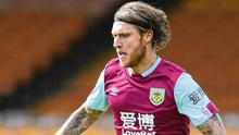 Jeff Hendrick joined Burnley in the aftermath of Euro 2016. Photo: Getty Images
