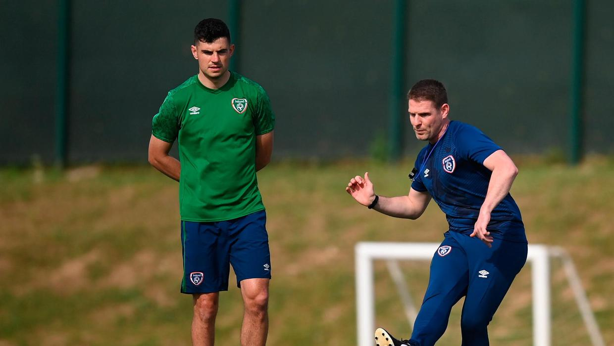 'He is a top, top coach' - Chelsea's Anthony Barry has made instant mark on Ireland camp
