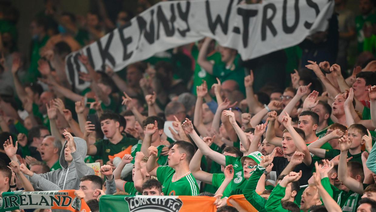 FIFA world rankings: Republic of Eire drop to fiftieth place
