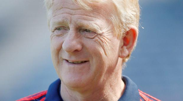 Gordon Strachan: 'At this moment, I love working with these players and I love working with the coaching staff and everybody else'