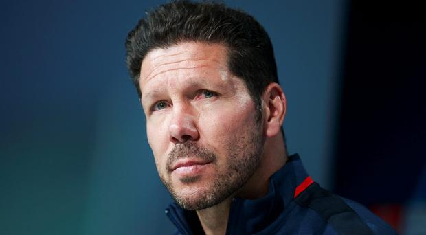 'Simeone is trying to mentally reframe it all' Photo: Getty