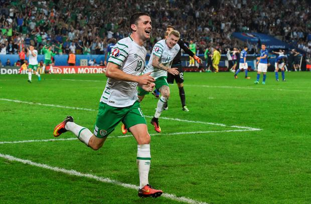 Robbie Brady's winner against Italy at Euro 2016 was a reminder that international can still throw up glorious moments, but they are few and far between