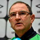 Ireland boss Martin O'Neill. Photo: Sportsfile