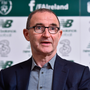 'The Ireland manager is surprised that he's in the dock' Photo: Sportsfile