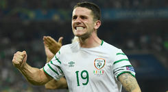Robbie Brady. Photo: Getty
