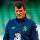 Roy Keane clashed with McAteer during his playing career. Photo: Sportsfile