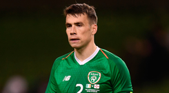 Seamus Coleman. Photo: Sportsfile