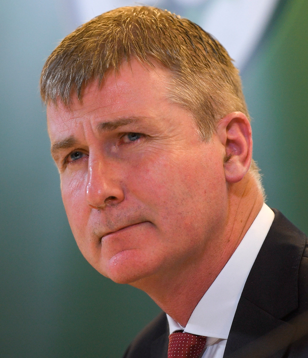 Same school: Doctors say Dundalk has a clear philosophy and playing style under Stephen Kenny (pictured)