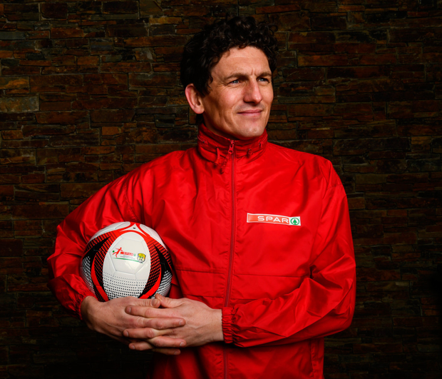 Keith Andrews. Photo: Sportsfile