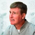 Republic of Ireland U21 manager Stephen Kenny. Photo: Stephen McCarthy/Sportsfile